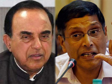 Swamy vs Arvind Subramanian: There is more to it  than meets the eye