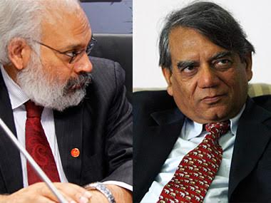 Subir Gokarn (L) and Rakesh Mohan are also in the fray, say reports