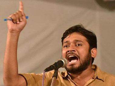 File image of Kanhaiya Kumar. CNN-News18