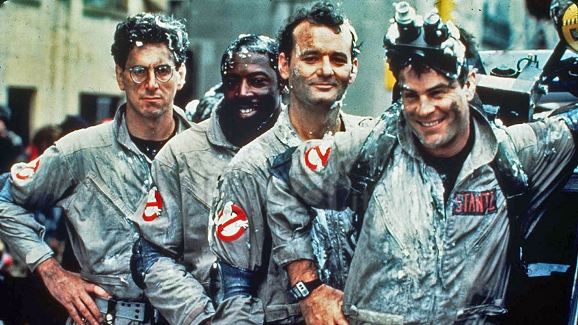 'Ghostbusters', circa 1984
