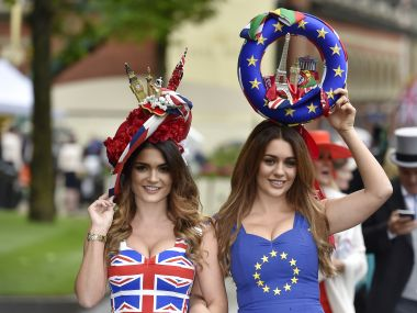UK says 'No' to second referendum. Reuters