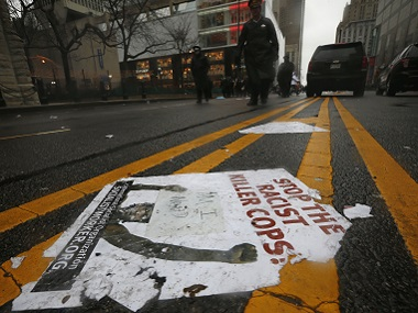 Black teenager Laquan McDonald was shot dead by a white policeman in Chicago last November. Reuters file image