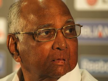 File photo of Sharad Pawar. Getty