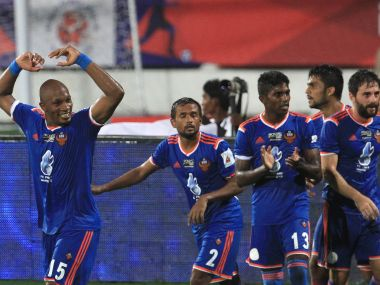 FC Goa has been granted relief by ISL. Sportzpics