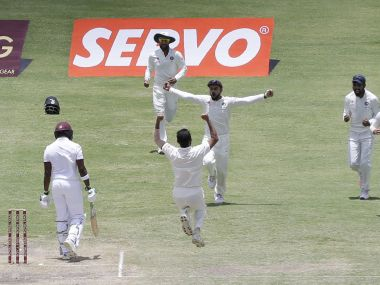 India vs West Indies 1st Test, Day 4, as it happened: Ashwin's 7/83 helps visitors clinch huge win!