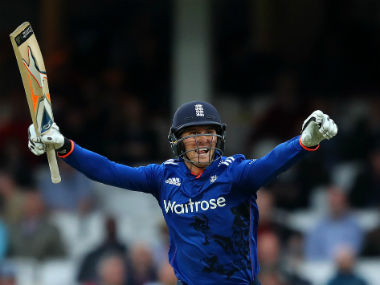 Jason Roy smashed 162 off just 118 deliveries in the fourth ODI vs Sri Lanka. Getty Images