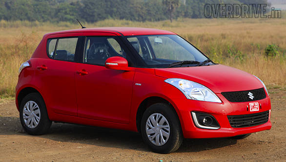 Maruti Suzuki Swift Dlx Edition Launched In India At Rs 4