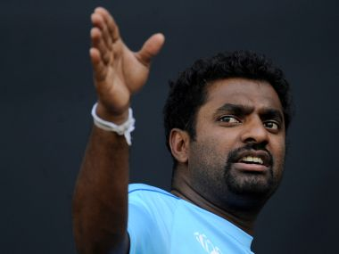 Sri Lanka cricket lodge complain against 'traitor' Muralitharan after bust-up with officials