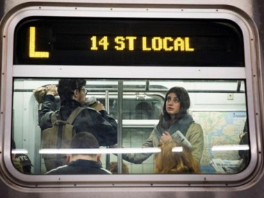 The New York subway system has seen record usage in recent times. Reuters