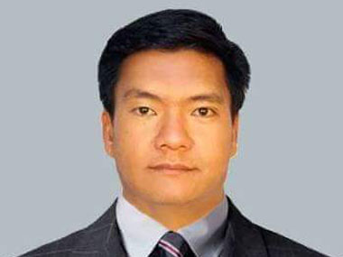 Arunchal Pradesh Chief Minister-designate Pema Khandu. Image from Khandu's Facebook profile