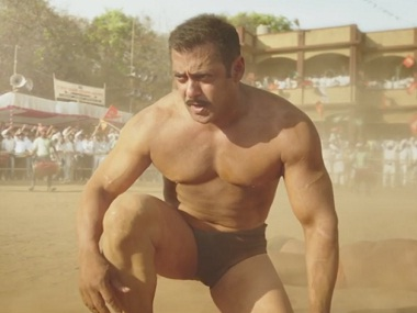 Salman Khan in 'Sultan'