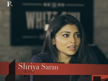 Shriya Saran on The Firstpost Show: 'It takes me a while to accept criticism'