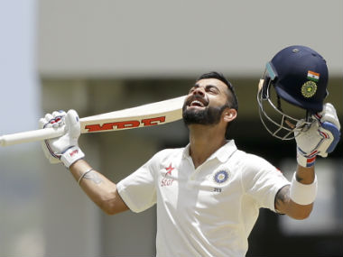 India vs West Indies: Virat Kohli's maiden 200 propels tourists to massive lead on Day 2 of 2nd Test