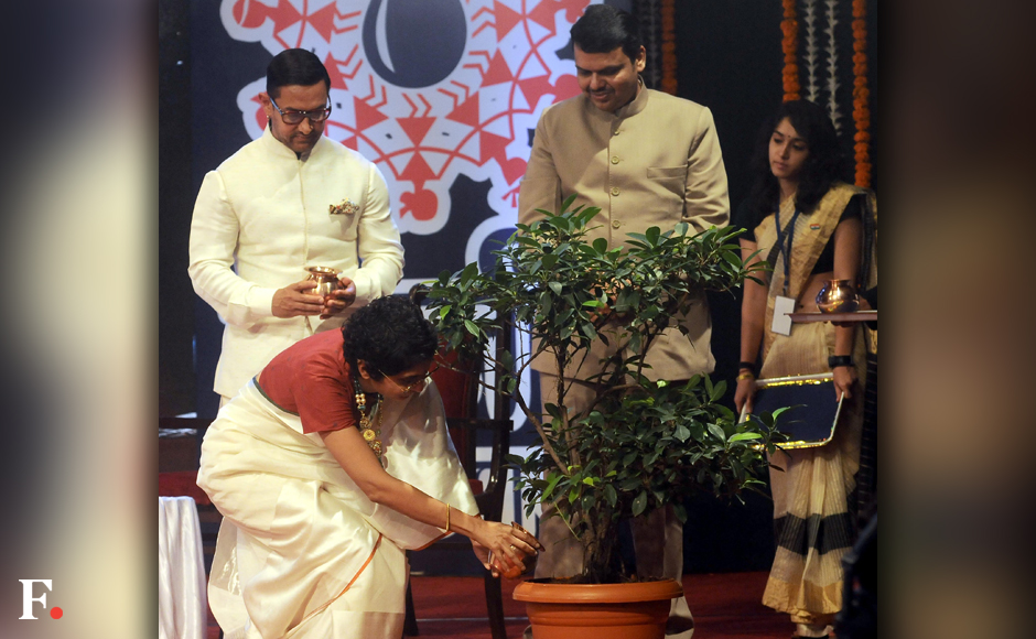 "Aamir Khan and Kiran Rao, along with the team of his popular TV show ""Satyamev Jayate"", have formed Paani Foundation, which works in association with the state government to find ways to end water scarcity. Sachin Gokhale/Firstpost"
