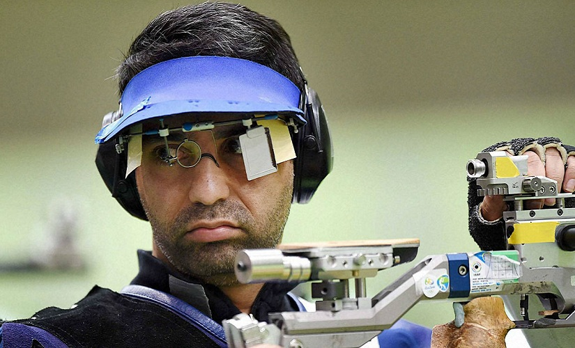 Abhinav Bindra has built a state-of-the-art training centre for himself, but most other athletes depend on state support. PTI