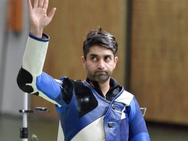 File photo of Abhinav Bindra. PTI