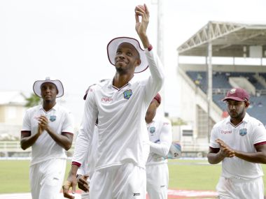India vs West Indies: With Roston Chase's classy innings, Windies draw felt like a triumph