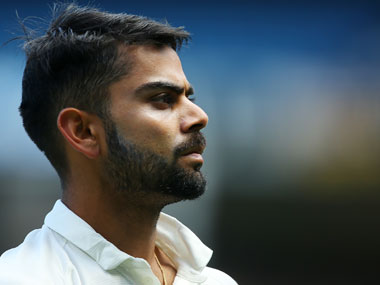 File image of Virat Kohli. Getty Images