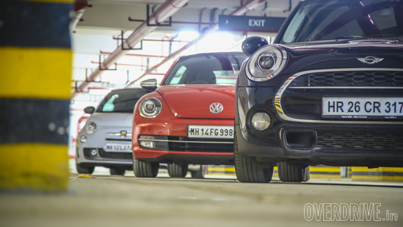 Comparo Mini Cooper S Vs Abarth 595 Competizione Vs Volkswagen