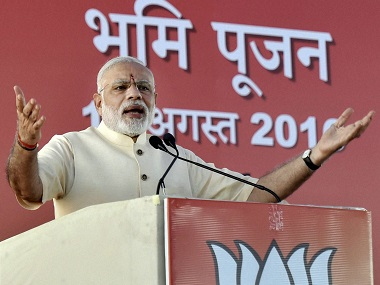 Congress' mindless attacks on  Narendra Modi reflect party's intellectual emptiness