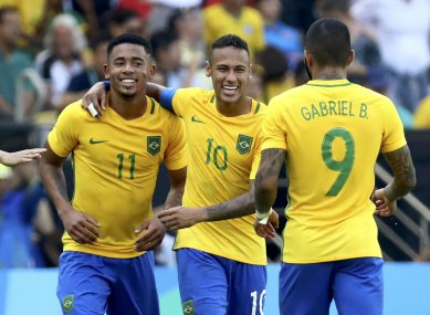 Rio Olympics 2016 Highlights Day 15: Neymar scores winning penalty as Brazil win gold