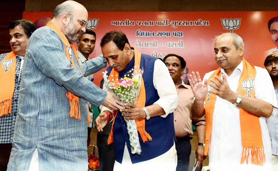 Who can better tell than Vijay Rupani that patience pays dividends. Just three days after his 60th birthday, the low profile BJP leader was chosen as the new chief minister of Gujarat after his predecessor Anandiben Patel quit from office midway.PTI