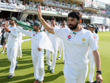 Pakistan's No 1 test ranking a result of hard work, application and inclement Caribbean weather