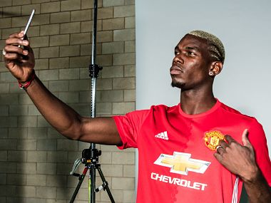 e12d83f79 Premier League  Manchester United s Paul Pogba suspended for opener against  Bournemouth - Firstpost