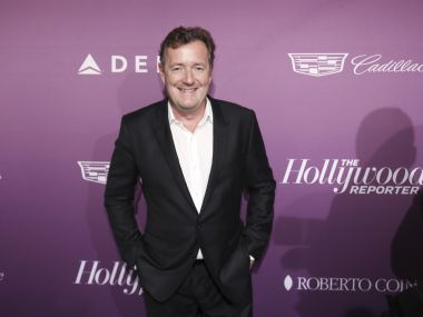 Ignore Piers Morgan: Treat him with the contempt he deserves, and keep on celebrating