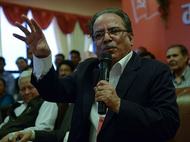 Prachanda. Getty Images