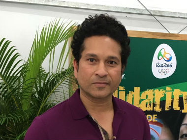 Sachin Tendulkar bats for healthy lifestyle, says fit citizens make a robust country