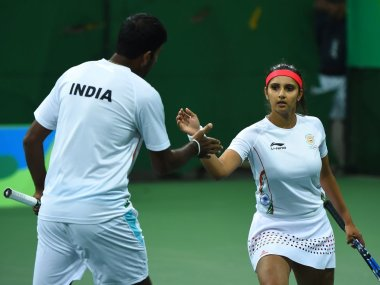 Sania Mirza-Rohan Bopanna Rio 2016 Bronze Medal Match: India lose to