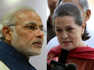 A day before GST Bill bonhomie, Narendra Modi-Sonia Gandhi  thaw played out in Varanasi