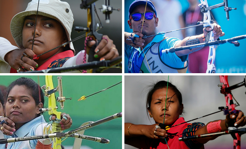 Bombayla Devi was the most impressive of all the four archers who participated in Rio.