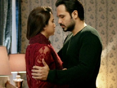 Kriti Kharbanda and Emraan Hashmi in 'Raaz Reboot'