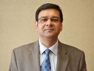 RBI Governor-designate Urjit Patel. Image courtesy from Patel's Twitter handle