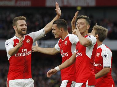 Premier League roundup: Arsenal thrash Chelsea, Manchester City see off Swansea