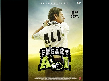 Poster of 'Freaky Ali'