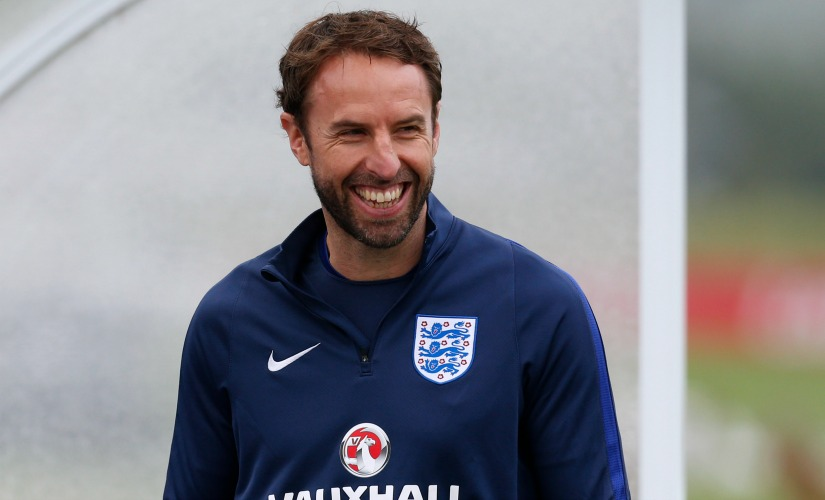 Gareth Southgate. Image Courtesy: Reuters.