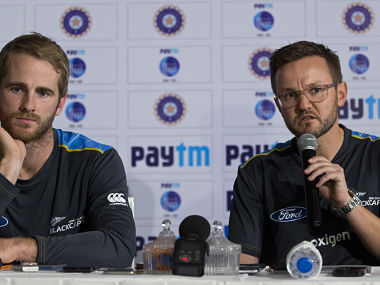 India vs New Zealand: Pink ball Test was discussed but it didn't work out, reveals coach Mike Hesson