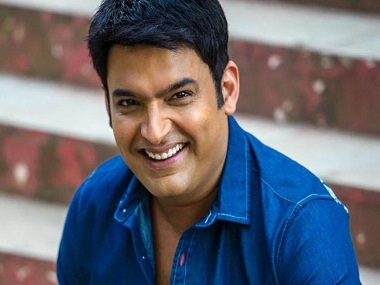 Kapil Sharma. Image from IBNlive