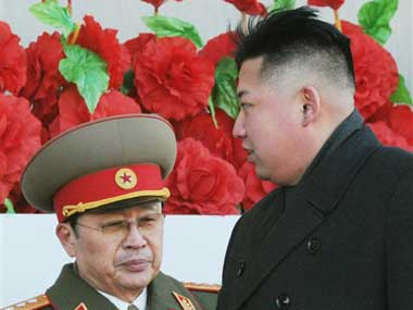 A file photo of Kim Jong-un. AP