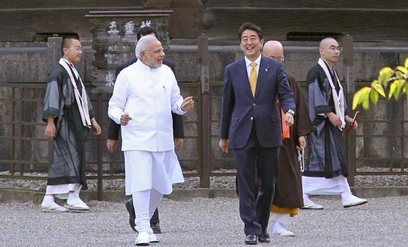 Image result for An Abe-Modi plan for Africa, The Indian and Japanese governments on Wednesday unveiled