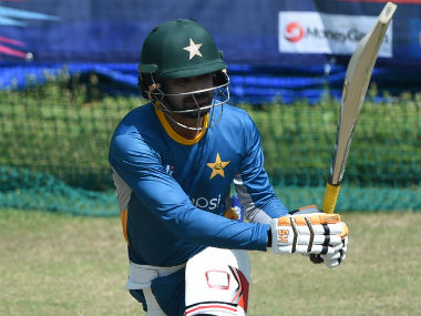 Mohammad Hafeez ruled out of Pakistan-West Indies limited-overs fixtures