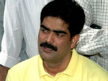 File photo of Mohammad Shahabuddin. PTI