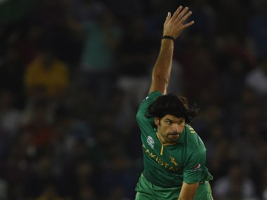 Pakistan's Muhammad Irfan ruled out of rest of England tour due to injury