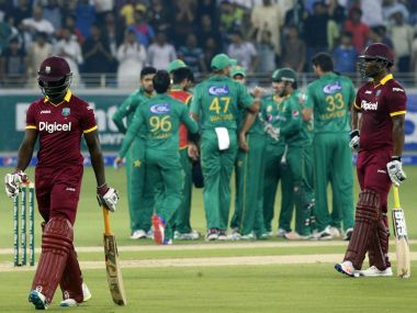 Pakistan trounce West Indies by 9 wickets after Imad Wasim's fifer in first T20I