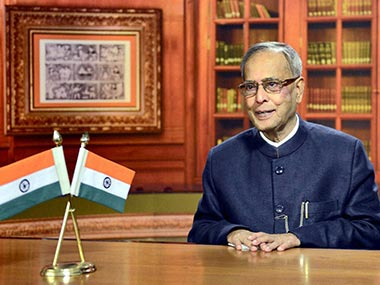 Pranab Mukherjee, in final address as President, says Parliament is his temple, Constitution his sacred text