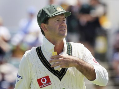 Ricky Ponting feels let down by Australia's Test series loss to Sri Lanka