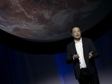 Alon Musk SpaceX
